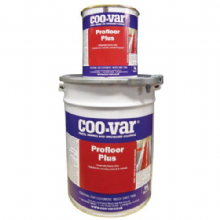 Coo-Var Profloor Plus Cold Cure Floor Paint